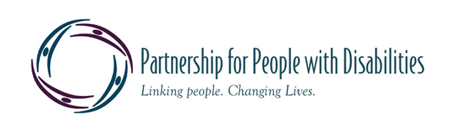 Logo for the Partnership for People with Disabilities.